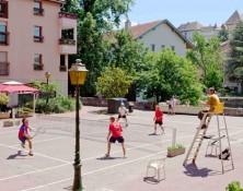 Quand le sport s'invite dans la ville (Vidéo)