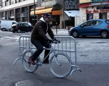 Vélo Barrière (vidéos)